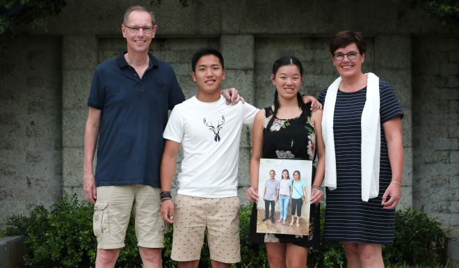 After a lifetime of searching, two adopted Chinese find their birth