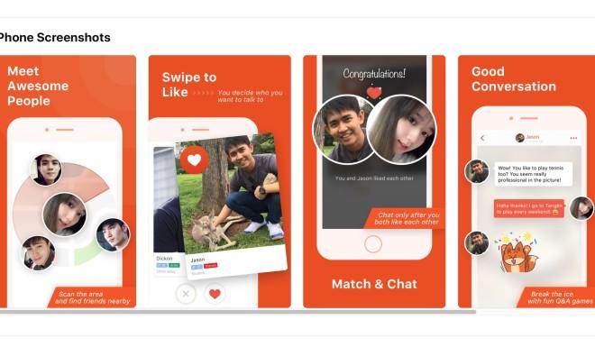 Momo dating app china