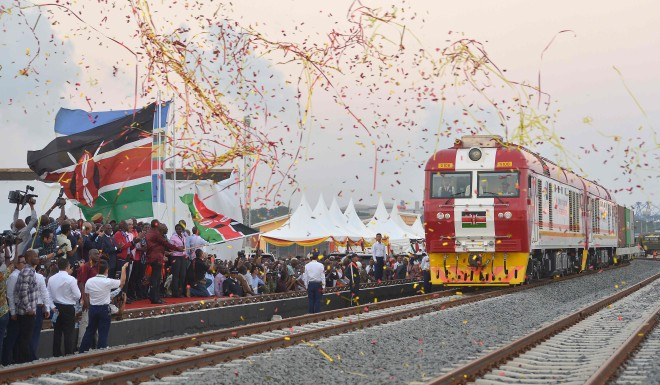 Is Kenya's popular Chinese-built railway a massive white elephant?