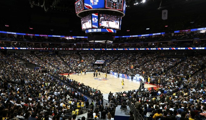 Chinese NBA fans refuse to sever ties to the league