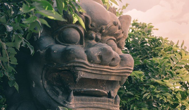 How lions became an important symbol in Chinese culture