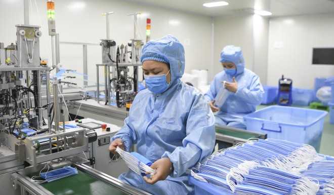 China can make 20 million masks per day. That's not enough - Inkstone