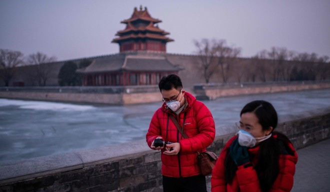 Travel curbs and fear of the coronavirus have left major attractions across China deserted over the Lunar New Year holiday.