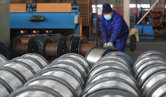 China wants to resume production. The problem? There are no workers