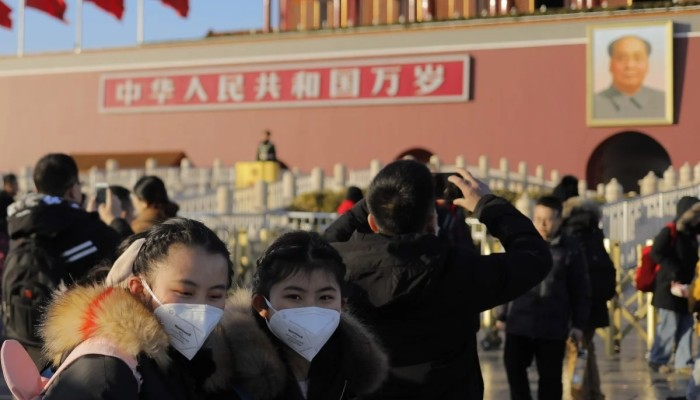 China is arresting people for coronavirus fake news