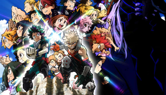 My Hero Academia anime removed from Tencent and Bilibili after war crimes reference