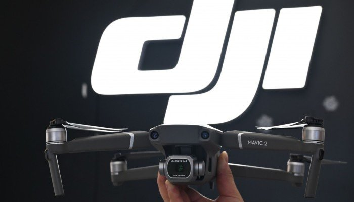 DJI drones to cover a square mile in disinfectant to stop coronavirus
