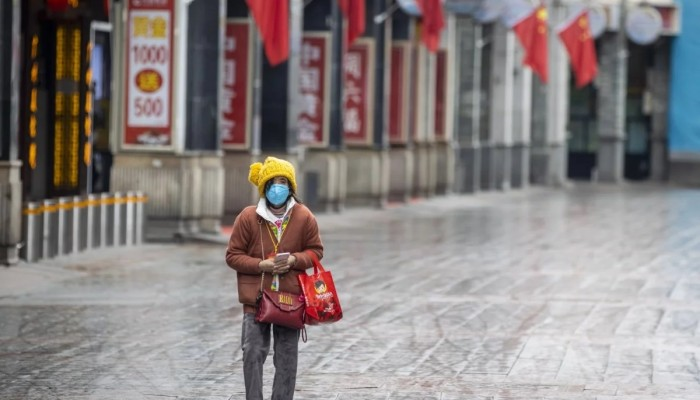China fights the coronavirus with mobile location data