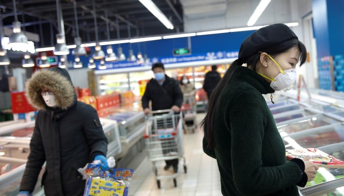 Tech-savvy supermarkets find rapid growth online amid coronavirus outbreak