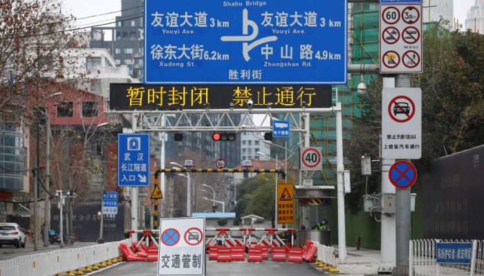 China bans all ride-hailing cars from leaving Hubei province or entering Beijing