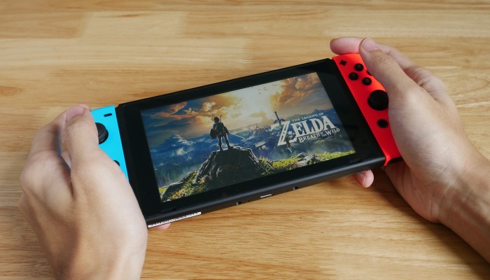 Chinese gamers prefer the imported Nintendo Switch to Tencent's official version