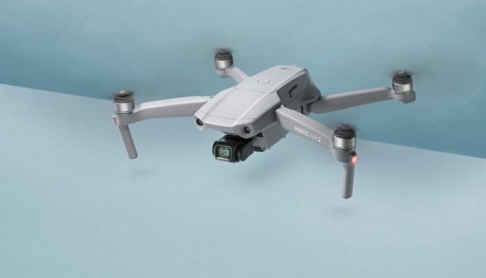 DJI's new Mavic Air 2 drone flies longer and shoots better photos