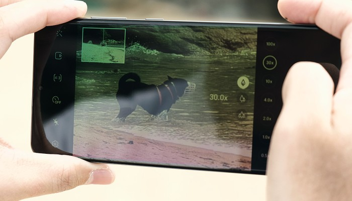 Zooming in 100x on the Samsung Galaxy S20 Ultra isn't as cool as it sounds