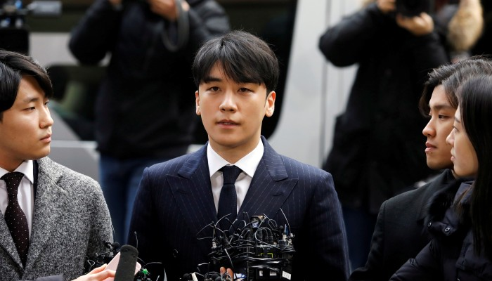 How the Seungri and Jung Joon-young K-pop sex scandal exposes South