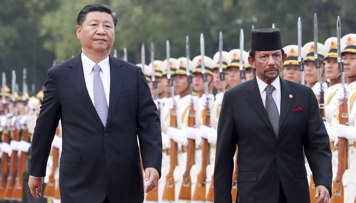 Western outrage over anti-gay laws fuels Brunei-China bromance