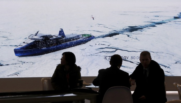 Russia seeks Chinese support in developing Arctic sea routes