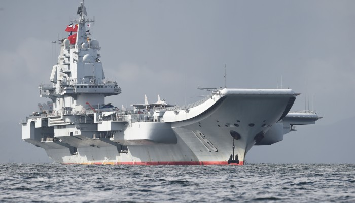 Is the trade war forcing China to rethink its naval spending?