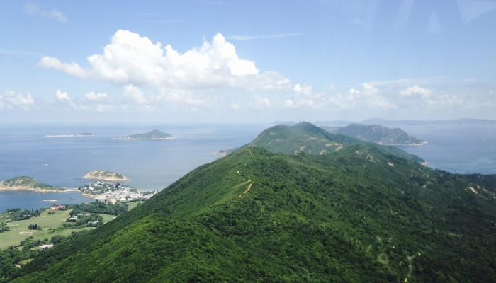 Best hikes in Hong Kong with bars and restaurants waiting at the end |  South China Morning Post