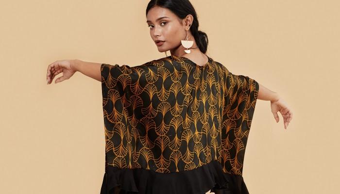Modern Batik Malaysian Fashion Designer S Simple Wearable Clothes
