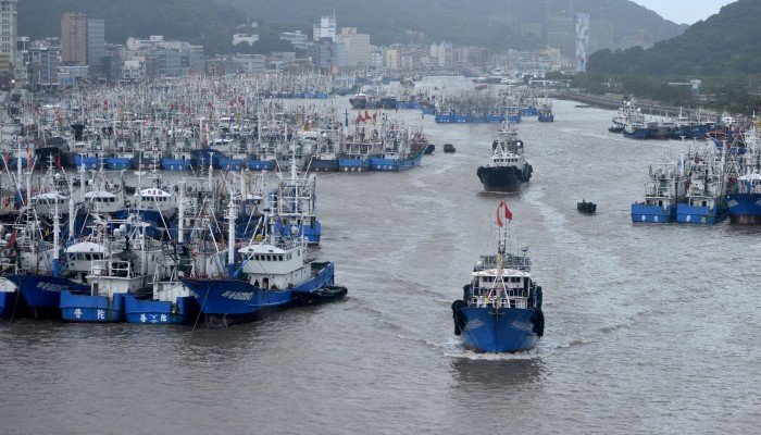 Eastern China on red alert as super typhoon Lekima approaches