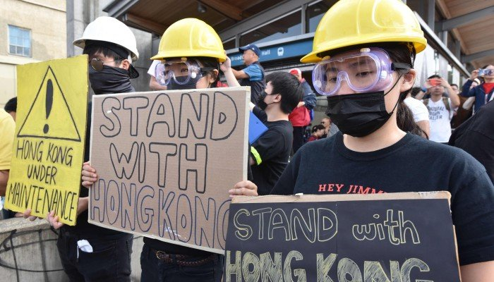 How Hong Kong's turmoil is driving a wedge between ethnic Chinese overseas