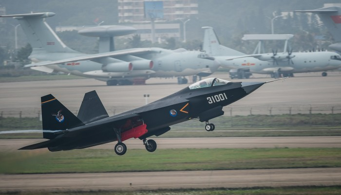 John Bolton accuses China of stealing F-35 technology to