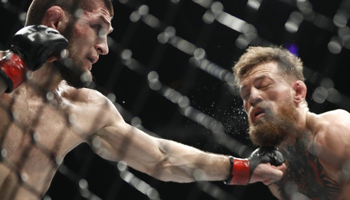 Conor McGregor has '0 0 per cent' chance of Khabib rematch