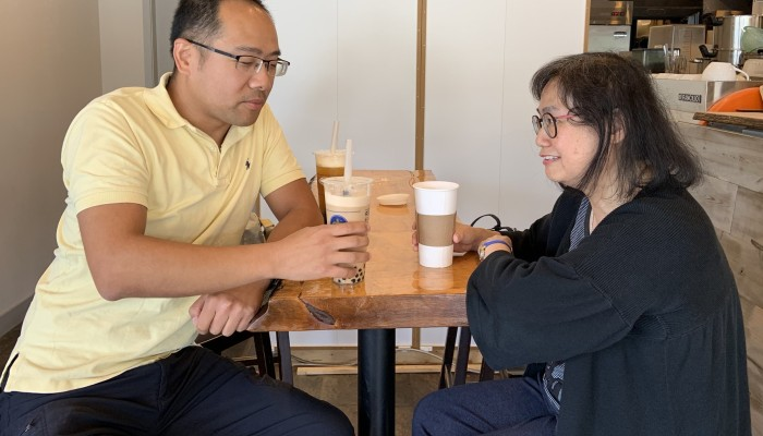 Vancouver's Bubble Tea Summit for pro-Hong Kong and pro-China activists