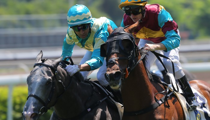 Joao Moreira shows his Genius as Tony Millard secures double