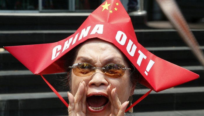 Philippine foreign secretary warns of 'Chinese hegemony' in Southeast Asia