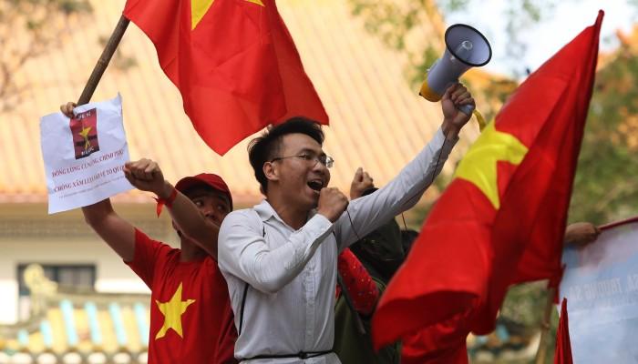 As boats circle, Vietnam prepares for bigger South China Sea challenge