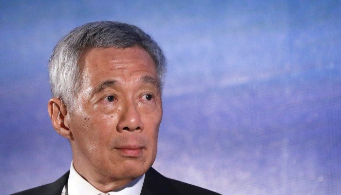 Hong Kong protesters seeking to 'humiliate' government: Singapore PM