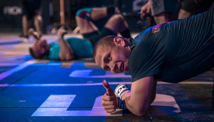 Sigmundsdottir and Khrennikov held their leads at the Dubai CrossFit Championship