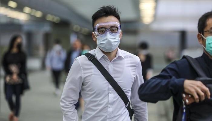 masque anti pollution bts v