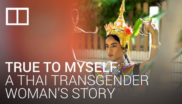 True to myself: a Thai transgender woman's story