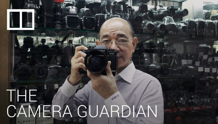 Hong Kong camera guardian spent 60 years collecting vintage gear