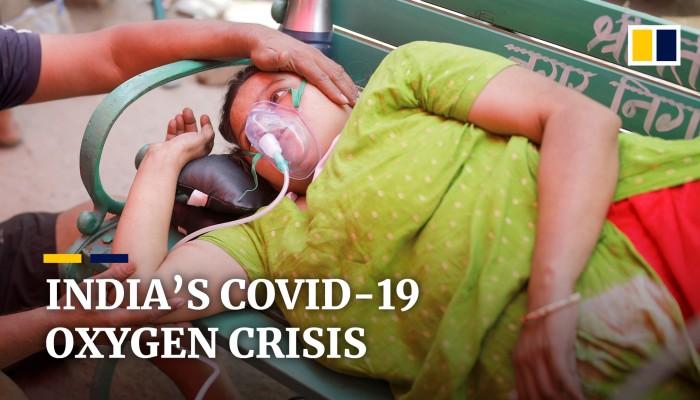 India's Covid-19 oxygen crisis