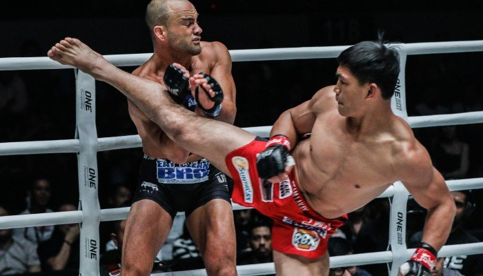 One Championship highlights: Eddie Alvarez v Folayang and best bouts in Manila
