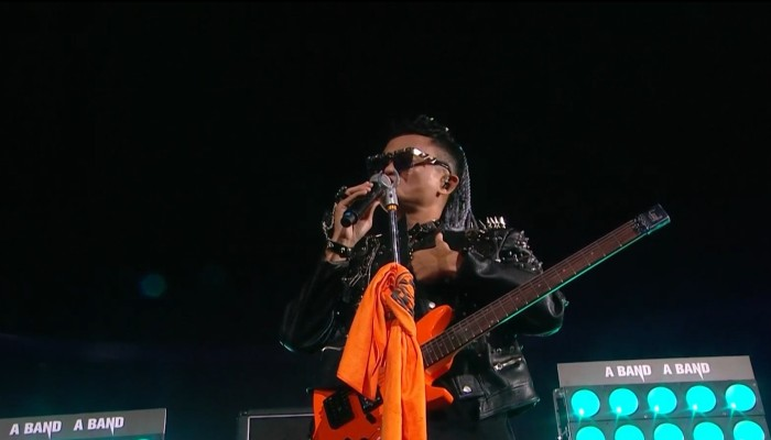 Jack Ma's farewell performance at alibaba party