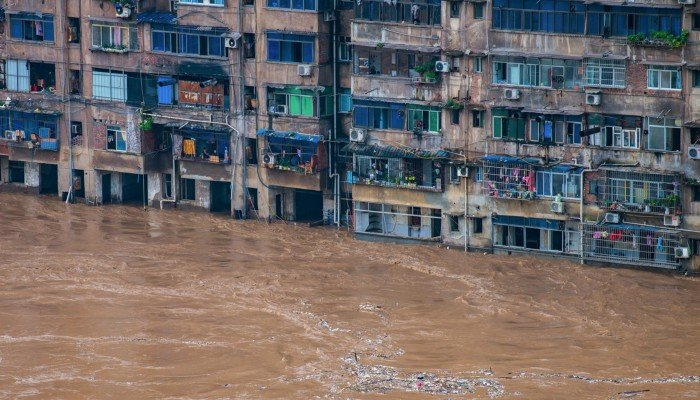 Record flood year stokes fears about safety of China's ageing dams ...