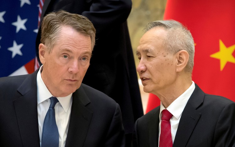 China And US Make 'concrete Progress' On Trade Deal Text