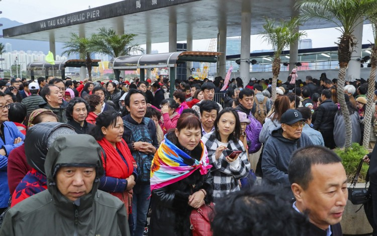 Chief Executive Carrie Lam Urges Hong Kong Tourism Officials To Fight Overcrowding By Spreading Mainland Chinese Visitors Around The City