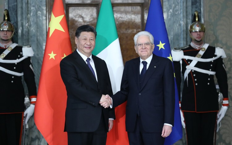 China Wants To Invest In Ports, Maritime Transport In Italy, Xi Jinping Says
