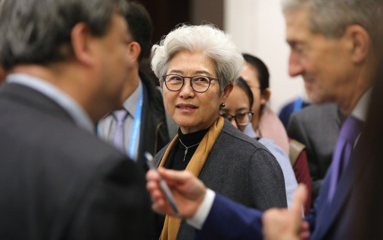 Former Chinese, US Officials Joust Over China's Role On The World Stage