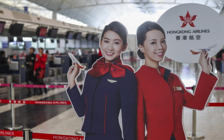 More Than 100 Employees Have Left Troubled Hong Kong Airlines In Past Three Months But Carrier Insists Few Departures Were Through Compulsory Job Cuts