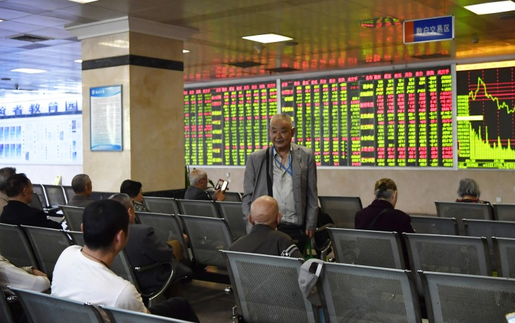 China's Stocks Fall The Most In Four Weeks On Policy Headwinds From Politburo Meeting