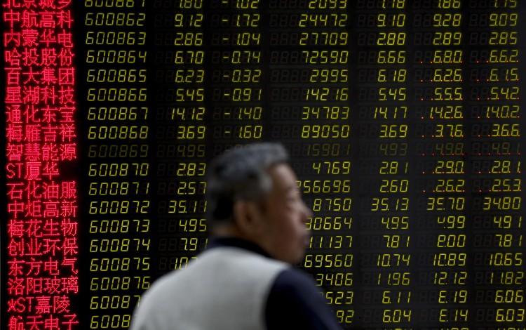 China, Hong Kong Markets See Another Week Of Declines As Trade War Bites