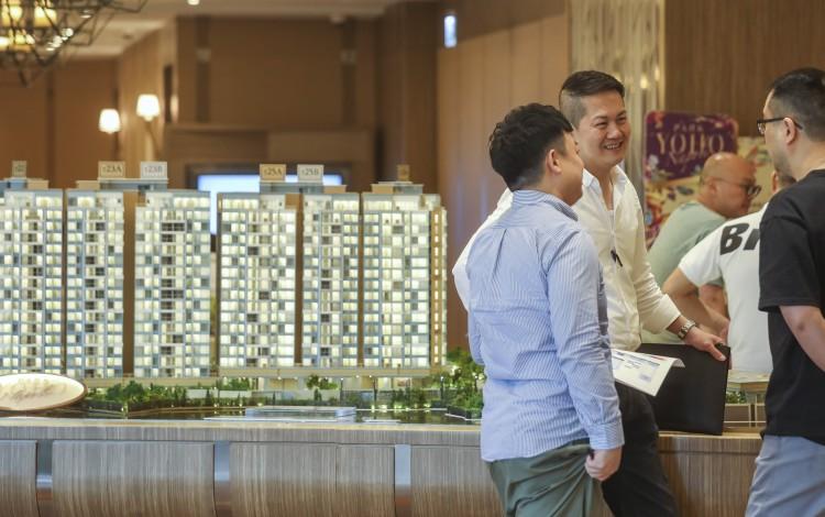 Hong Kong's Property Bull Run Takes A Surprise Break As Sun Hung Kai's Park Yoho Napoli Flats In Yuen Long Fail To Sell Out