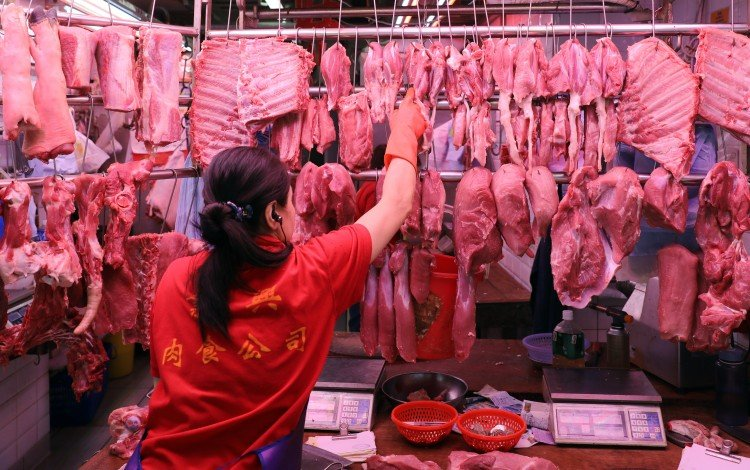 Pork Not Back On Hong Kong Markets For Sunday After African Swine Fever-related Closures, For Lack Of Slaughterhouse Orders