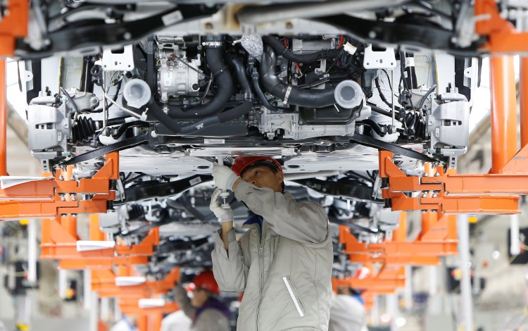 Chinese Car Stocks Accelerate As New Tax Rules Trigger Speculation Of More Support From Beijing